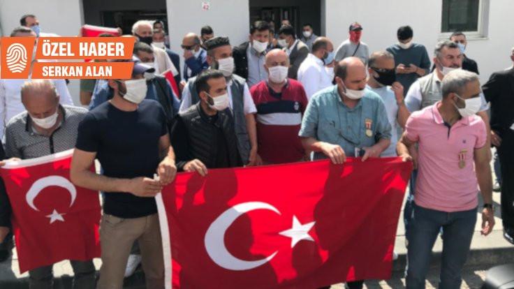 15 Temmuz Gazileri eylemlerine ara verdi