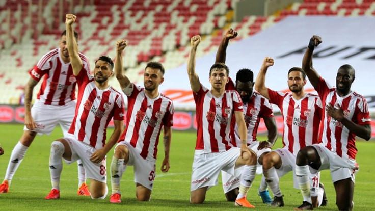 Sivasspor Yatabare'yle kazandı