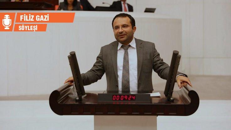 Tayip Temel: Bize yapılan AKP'ye yapılsa darmadağın olurdu