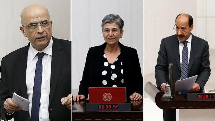 Üç vekil daha hapiste, Meclis vesayet altında