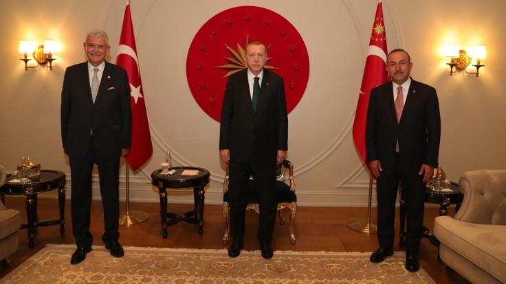 Bozkır, BM Genel Kurul Başkanı seçildi