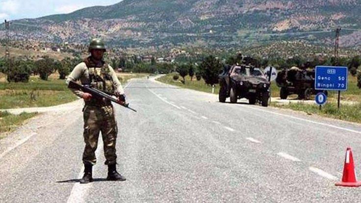 Bitlis'te 9 köyde yasak