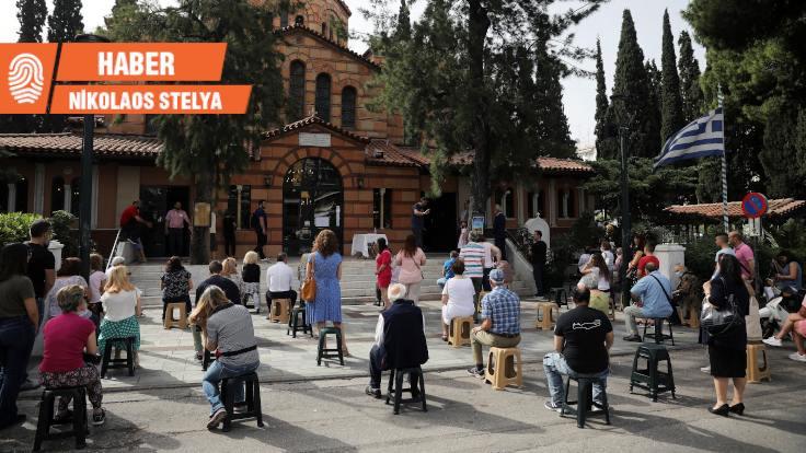 Yunanistan'da gergin atmosfer: 'Uzun zaman sonra ilk defa endişeliyiz'