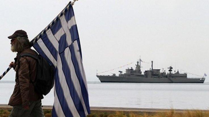 Yunanistan Türkiye'ye karşı yeni silah alıyor