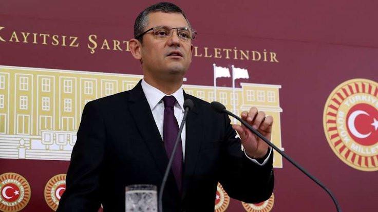 Özgür Özel: Erdoğan sistemin yürümediğini ilk kez kabul etti