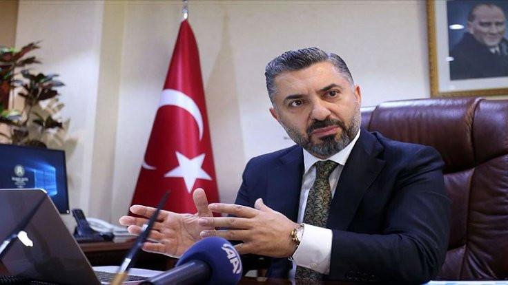 TÜRKSAT'tan istifa etti, Halkbank'a atandı