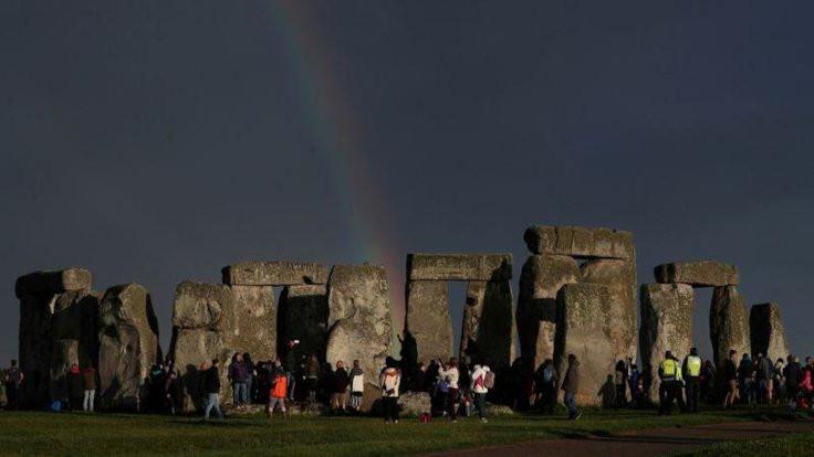 Stonehenge taşlarının sırrı çözüldü