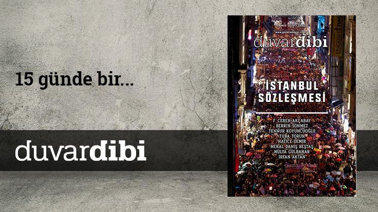 Duvardibi sayı 52: İstanbul Sözleşmesi