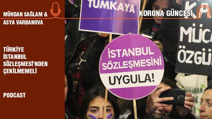 Korona Güncesi Bölüm 4... Asya Varbanova: Türkiye İstanbul...