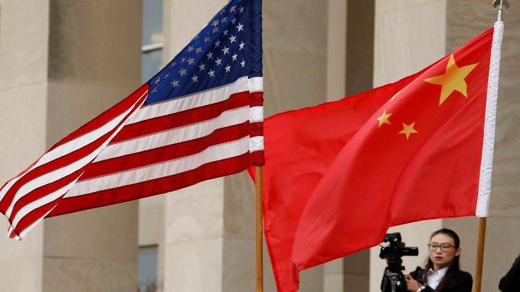 Çin'den ABD'ye: Sert misilleme yaparız