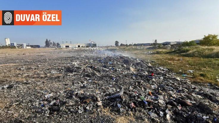 İngiltere'nin çöpleri Adana'da yakılıyor