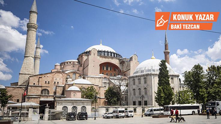 Ayasofya efsaneleri ve AKP'nin aslına rücu'u