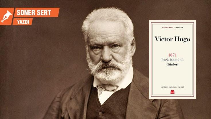 Victor Hugo'nun 1871 Paris Komünü günleri