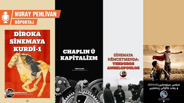 Kürtçe sinema dergisi: Temaşe
