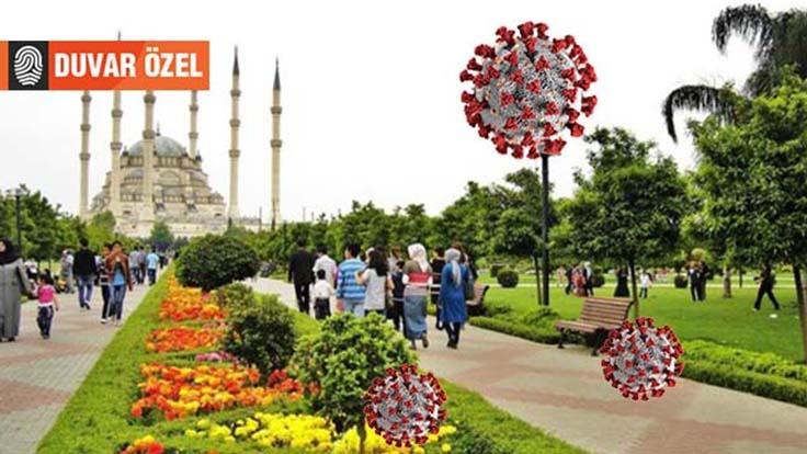 Adana'da korona patladı yasak geldi