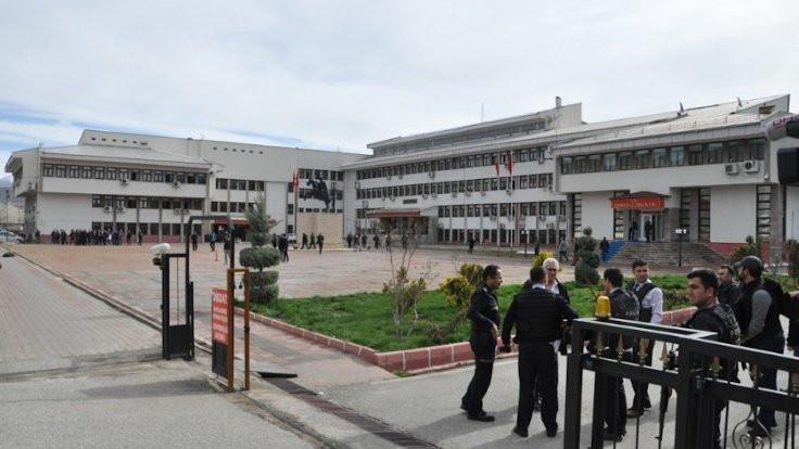 Dersim'de savcıdan kadın avukata sözlü şiddet
