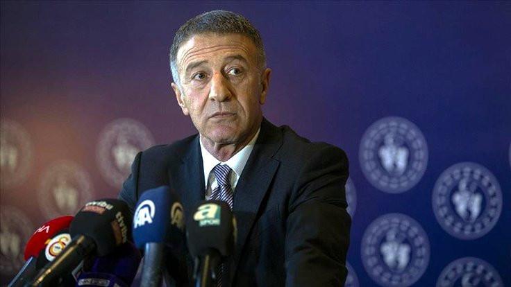 Ağaoğlu, PFDK'ye sevk edildi