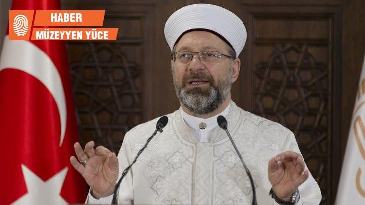 Ankara Barosu: Din değil Ali Erbaş eleştirildi
