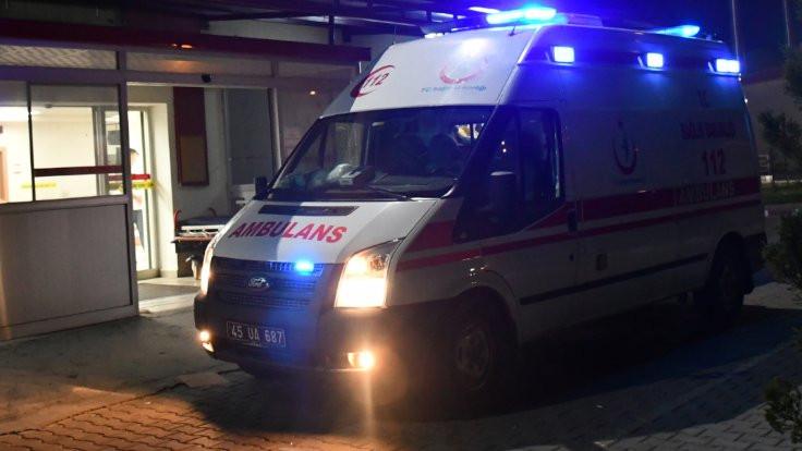 Manisa'da 18 kişi zehirlendi