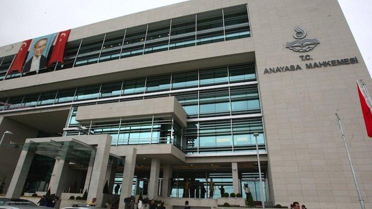 Anayasa Mahkemesi CHP'nin infaz düzenlemesi itirazını reddetti