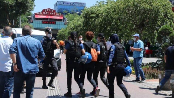 Ankara Sivas anmasına yedi gözaltı