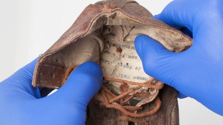 Auschwitz'de yeni belgeler bulundu