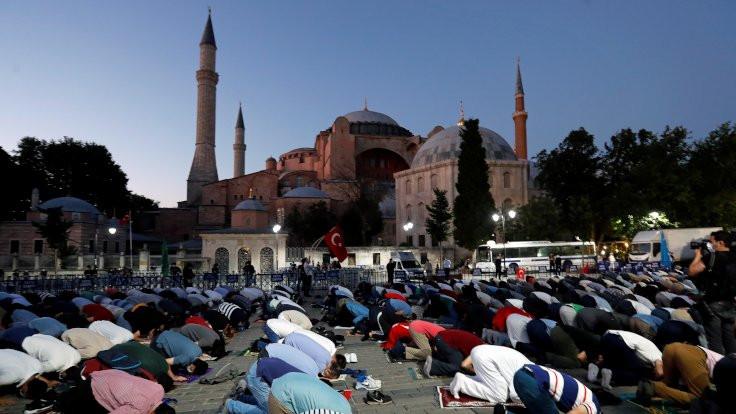 'Ayasofya Türkiye'nin içişleri meselesi'