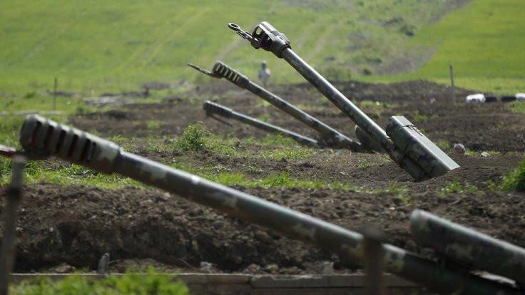 Azerbaycan-Ermenistan çatışması sürüyor