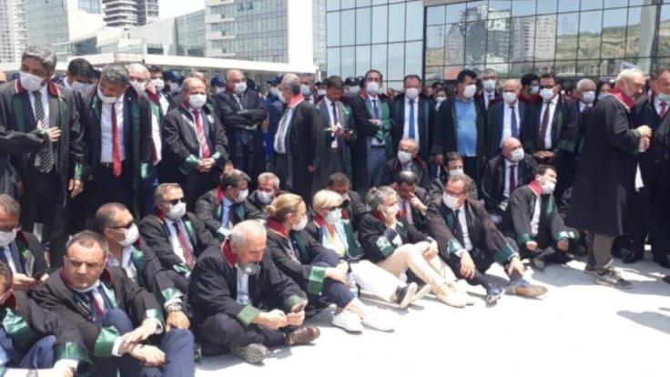 Ankara'da Savunma Mitingi öncesi eylem yasağı