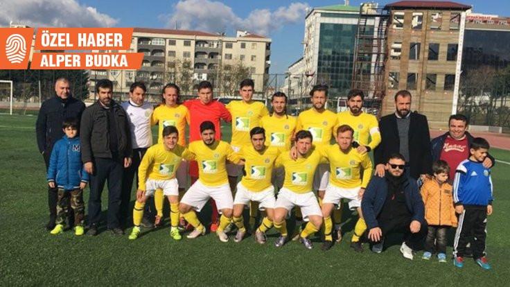 'Hakiki' Başakşehirspor amatör ligde