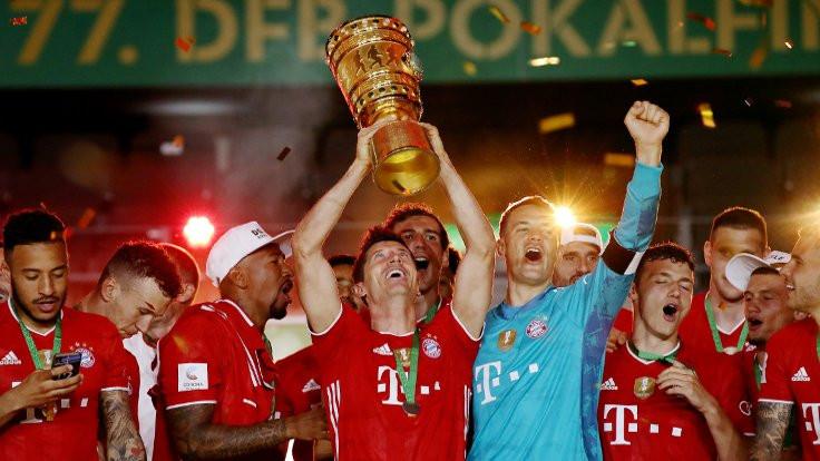 Almanya Kupası, 20'nci kez Bayern Münih'in