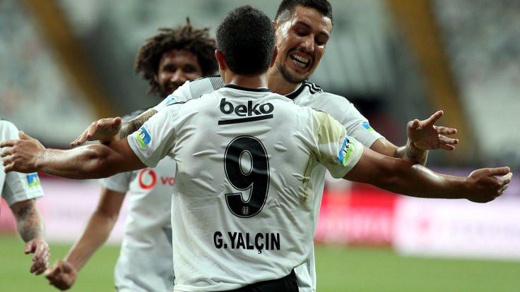 Beşiktaş son dakika golüyle kazandı