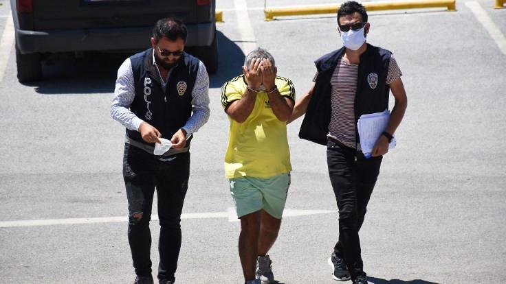 Kadını tehdide tutuklama kararı