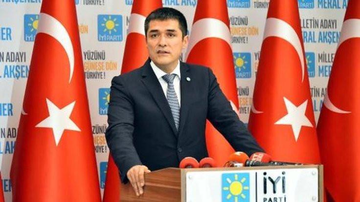 Kavuncu yeniden İstanbul İl Başkanı