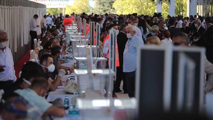 CHP PM'de en çok oyu Öztrak aldı