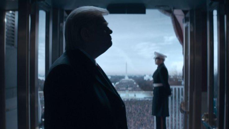 Donald Trump'ın başkanlık seçimini anlatan diziden ilk tanıtım