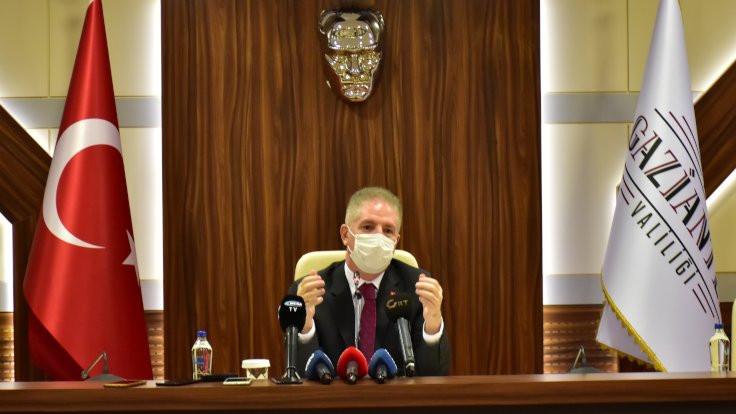 Gaziantep valisi: 18 bin kişi karantinada