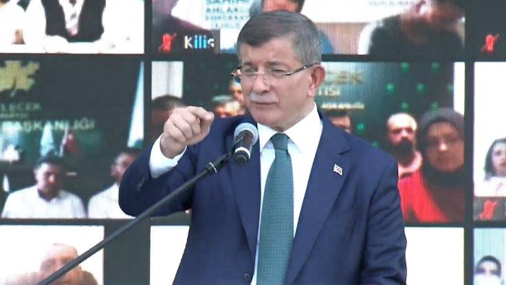 Davutoğlu Genel Merkez'i açtı: Her seçime hazırız