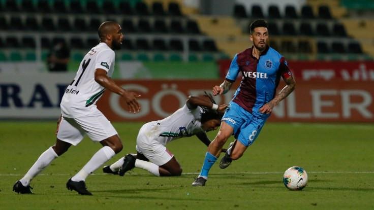 Denizlispor Trabzonspor'u mağlup etti: 2-1