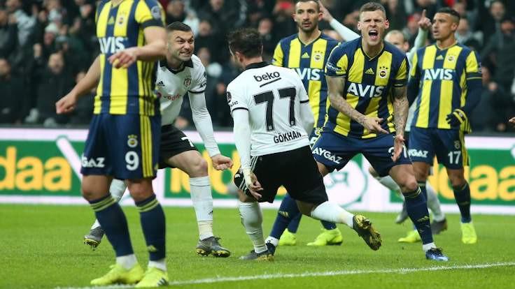 Beşiktaş-Fenerbahçe derbisi 19 Temmuz'da