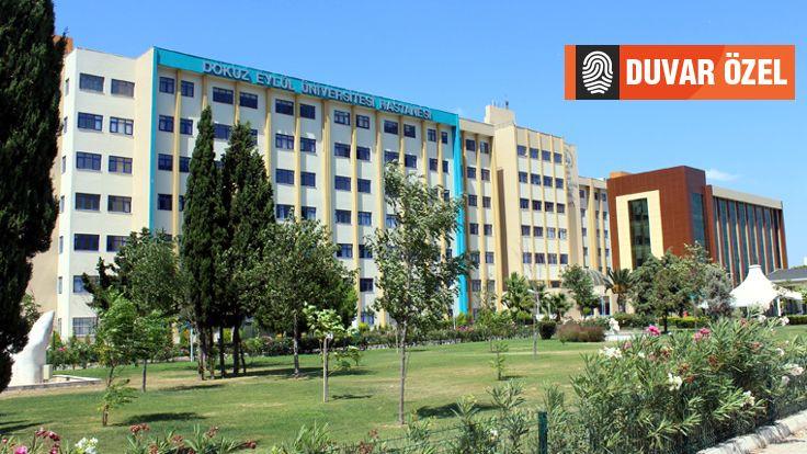 Testi pozitif çıkan hastaya 'Burası otel mi?' denildi