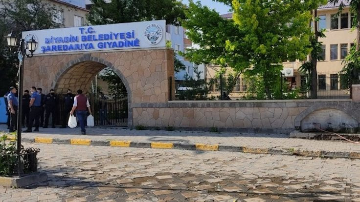 HDP'li Betül Yaşar gözaltına alındı