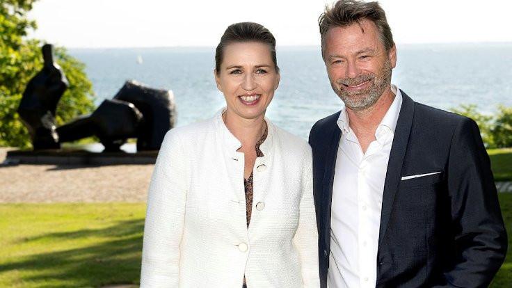 Danimarka Başbakanı Frederiksen evlendi