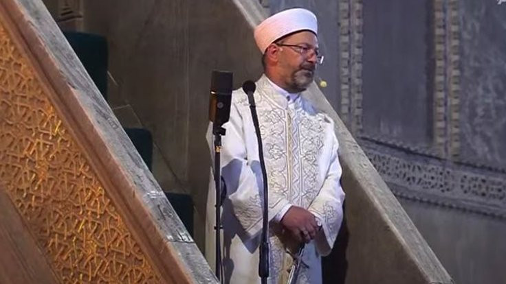 Adana Barosu'ndan Erbaş'a suç duyurusu