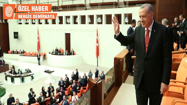Meclis'te Erdoğan için Covid-19 alarmı