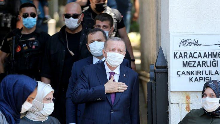 Erdoğan'dan bayramda korona uyarısı
