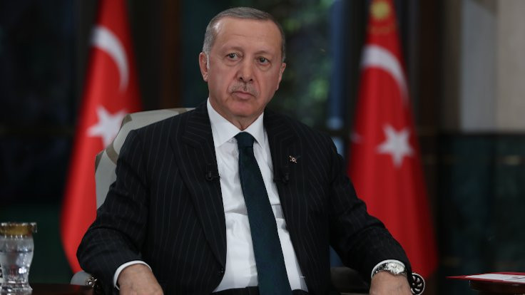 Erdoğan'dan üç lidere Twitter'dan cevap