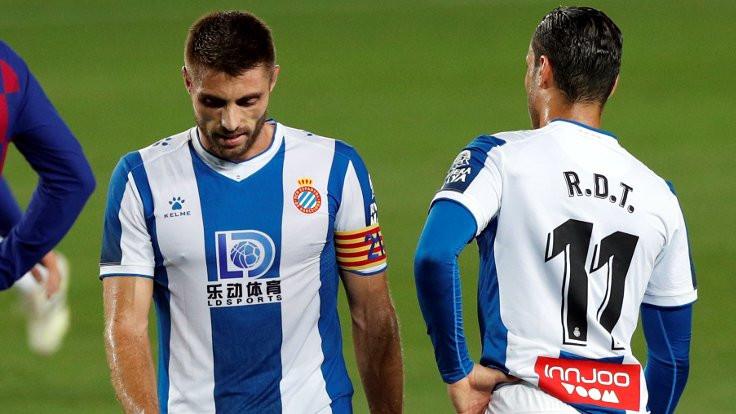 Espanyol küme düştü