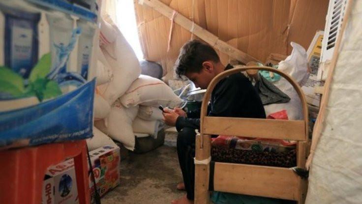 Af Örgütü: Ezidi çocukların IŞİD travması geçmedi