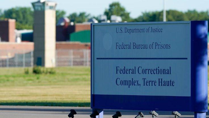 ABD'de 17 yıl sonra ilk federal idam